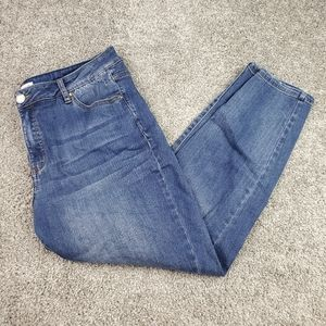 Lane Bryant Plus Size 18 Mid Rise Stretch Jean's